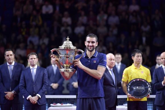 Чилич с титлата в Базел