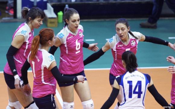 Шумен започна с победа в женското първенство