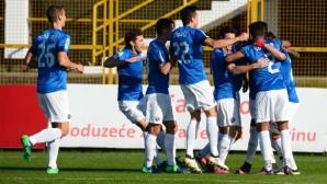 Трудна победа за Петев в Хърватия