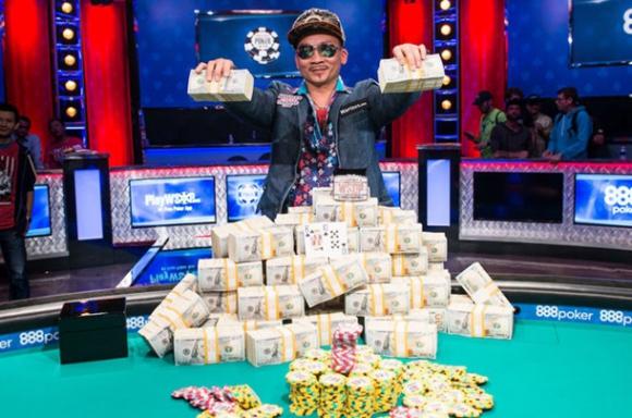 Виетнамец гушна $8 млн. на покер