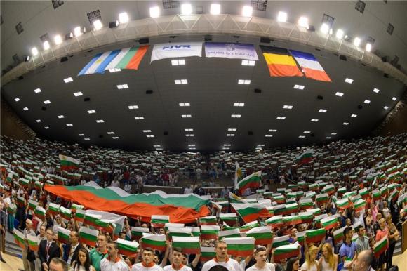 БФ Волейбол иска 500 000 лева от държавата за Световната лига