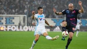 Олимпик Марсилия не успя да победи Бордо у дома (видео)