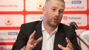 Йорданеску: Ще доведа още румънци в ЦСКА-София