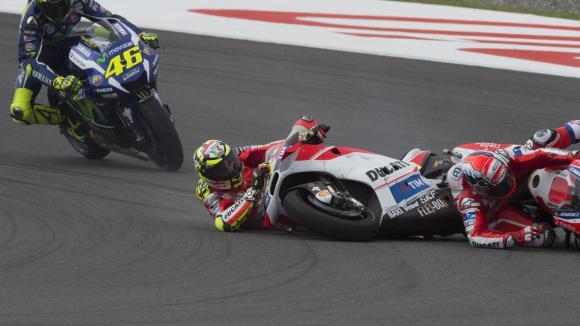 Ето защо системата с резервни пилоти на Ф1 не може да бъде дублирана от MotoGP