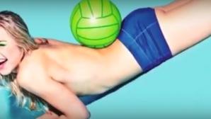 Българска волейболистка хвърли дрехите за секси календар на Кан за 2017 година (видео + снимки)