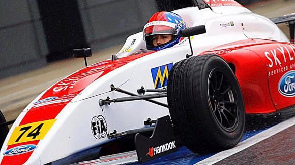 Фитипалди се присъедини към Ферари