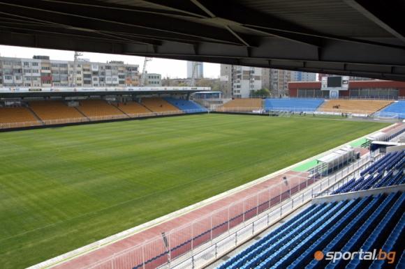 Продават един от малкото читави стадиони в България - цената му се срина