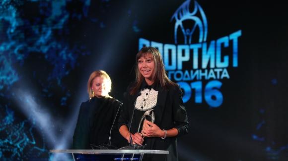 Мирела Демирева спечели анкетата за Атлет на България за 2016-а