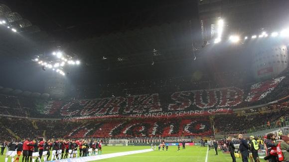 """Серия """"А"""" с най-слаба посещаемост от пет години, Милан с растеж, Наполи и Рома с голям спад"""