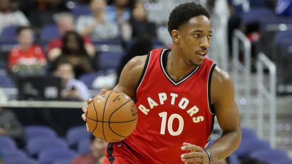 ДеРоузън влезе в историята на Торонто