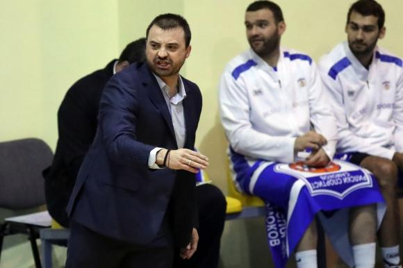 Людмил Хаджисотиров: Важното е, че показахме по-добър баскетбол