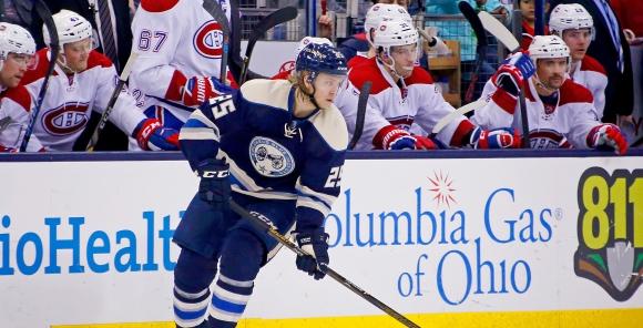 Кълъмбъс постигна 14-и пореден успех в НХЛ
