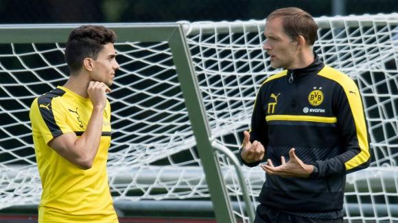 Тухел става за Барселона, твърди юноша на каталунците