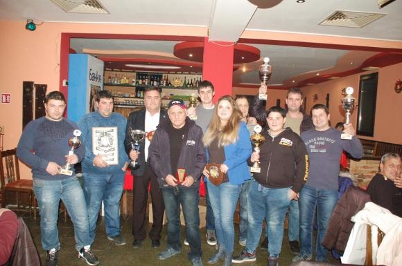 БФАС наградиха организаторите на състезанията по раликрос