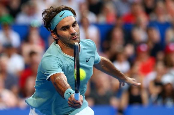 Успешно завръщане на корта за Федерер