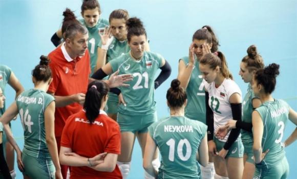 България отнесе Франция с 4:0 в София