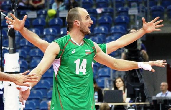 Волейболен национал се завръща в Русия