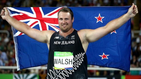 Том Уолш се прицели в световния рекорд на гюле