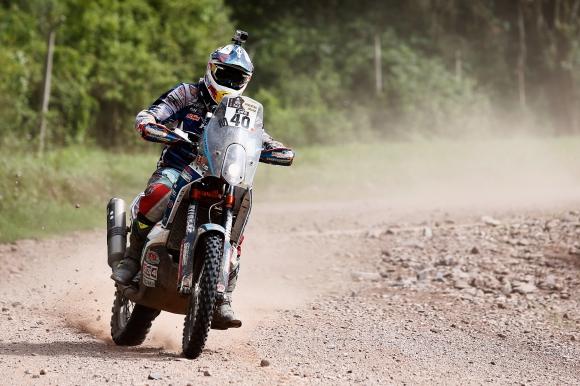 Бивш MotoGP пилот е фаворит за победа на Дакар в най-истинската категория