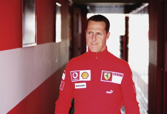 Моторният свят честити рождения ден на Михаел Шумахер