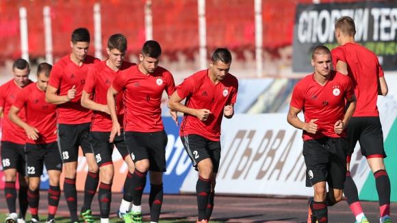 Готвят изненада за сбора на ЦСКА-София