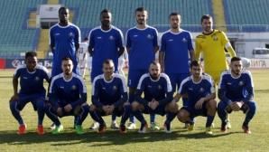 Вратар от Черна гора започна с тим от Първа лига