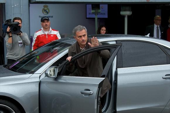 Моуриньо: за първата собствена кола, страстта по ралита и най-сериозната катастрофа
