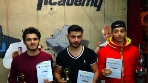 Станислав Чакъров пребори конкуренцията в първия голям турнир по FIFA 17 за годината