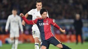 Японското откритие Шибасаки ще играе в Испания