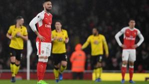 Уотфорд шокира Арсенал в Лондон (видео)
