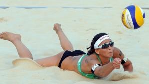 Сезонът в плажния волейбол стартира във Форт Лодърдейл (видео)
