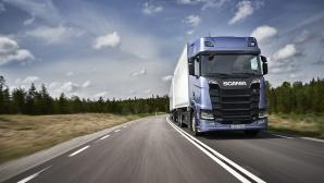 Scania тръгва към теб!