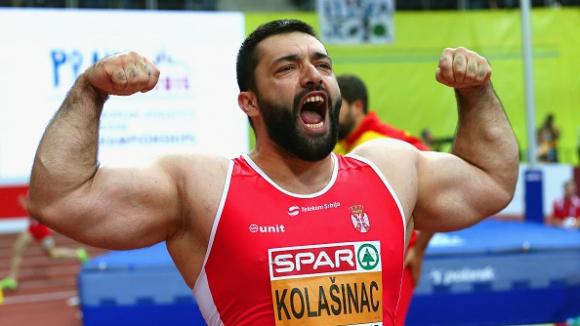 Колашинац нетърпелив да гони европейски медал пред родна публика