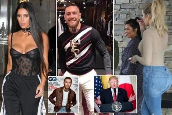 Брутален Конър Макгрегър: Търся големия задник на Ким Кардашиян