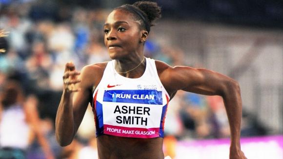 Ашър-Смит счупи крак на тренировка