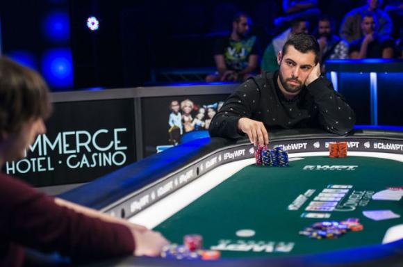Второ място и $672,190 за Симеон Найденов на WPT LA Poker Classic Main Event