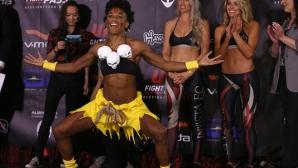UFC състезателка иненадва всички с косплей от Street Fighter