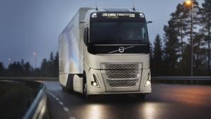 Volvo Trucks тества концептуален хибриден камион за превози на дълги разстояния
