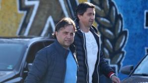 Левски официално има нов треньор
