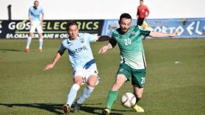 Млад защитник ще направи дебют в професионалния футбол в  дербито Несебър - Созопол