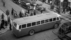 Scania утолява жаждата за транспорт след войната