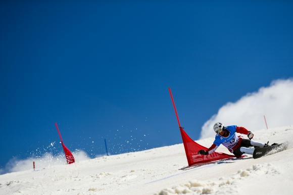 Раждането на сноуборд дисциплини