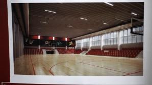 Залата на ЦСКА готова за старта на новия сезон