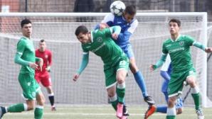 Лудогорец разби Левски с 5:0 и ще играе финал за купата