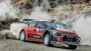 Citroen: Автомобилът ни доказа потенциала си във WRC