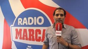 Испански журналист: Мадридисти, не може всяка година да играете с отбори като Лудогорец
