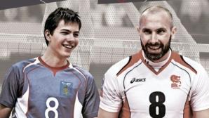 Легендарният Сергей Тетюхин ще играе срещу Зенит заедно със сина си Павел
