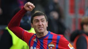 ЦСКА (М) не пропусна да се доближи до Спартак (видео)