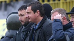 Караславов: Футболистите трябва да имат претенция да играят в Европа