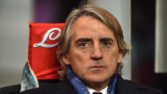 Манчини: Аз в Рома? Няма нищо конкретно